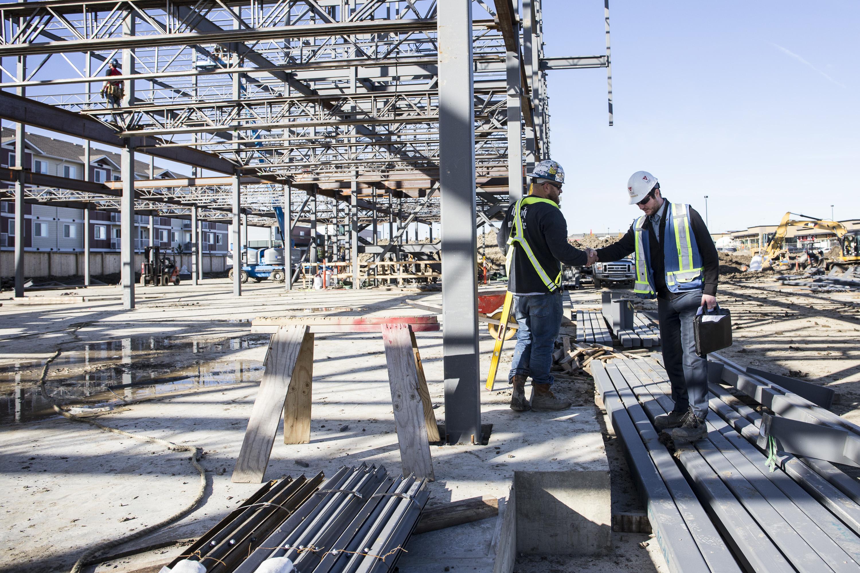 Structural Steel | Fabrication | Rampart Steel Ltd. Alberta Canada